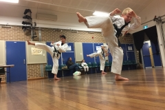 Bellevue Hill Black Belts
