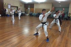 East Granville Black Belts