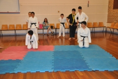 Glendenning Black Belts