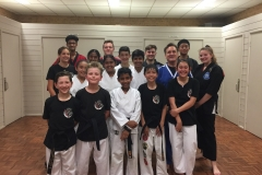 Wentworthville Black Belts