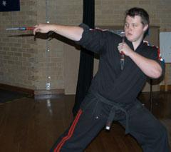 Kids Karate Baulkham Hills Sensei Daniel Jancek